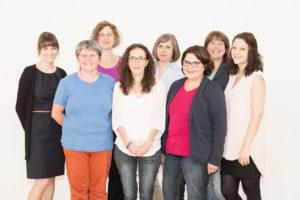 AMYNA pädagogisches Team