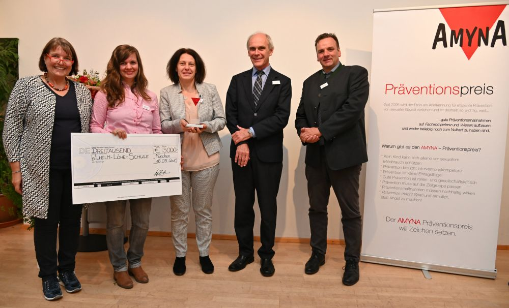 Wilhelm Loehe Schule - Präventionspreis 2019