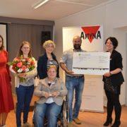Preisverleihung Präventionspreis 2018 an BIB e.V.